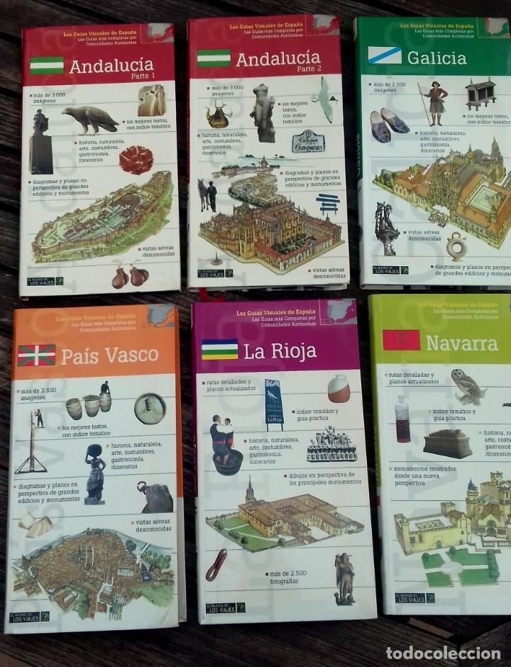 Libros: Guias turisticas y de ruta de España muy ilustradas, perfectas - Foto 2 - 180494822