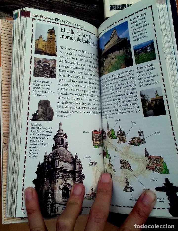 Libros: Guias turisticas y de ruta de España muy ilustradas, perfectas - Foto 3 - 180494822