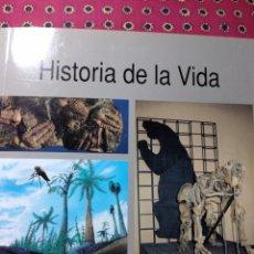 Libros: HISTORIA DE LA VIDA. PALEONTOLOGIA.. Lote 201536562