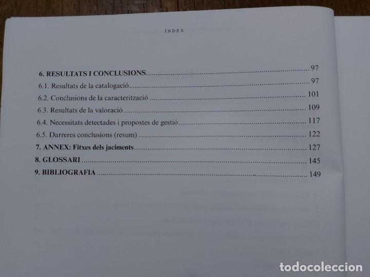 Libros: El patrimoni paleontologic de Calviá. Bernat Morey Colomar i Joan Ripoll Romaguera. Palma de Mallorc - Foto 4 - 206758786