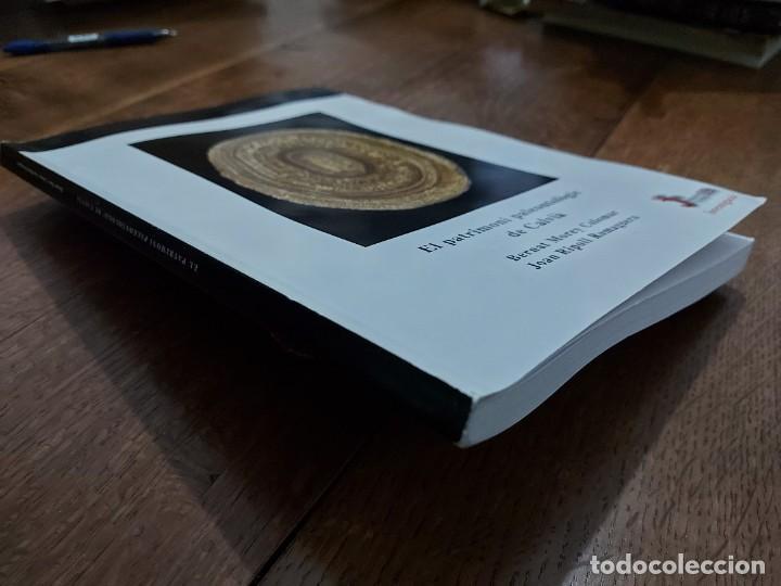 Libros: El patrimoni paleontologic de Calviá. Bernat Morey Colomar i Joan Ripoll Romaguera. Palma de Mallorc - Foto 7 - 206758786