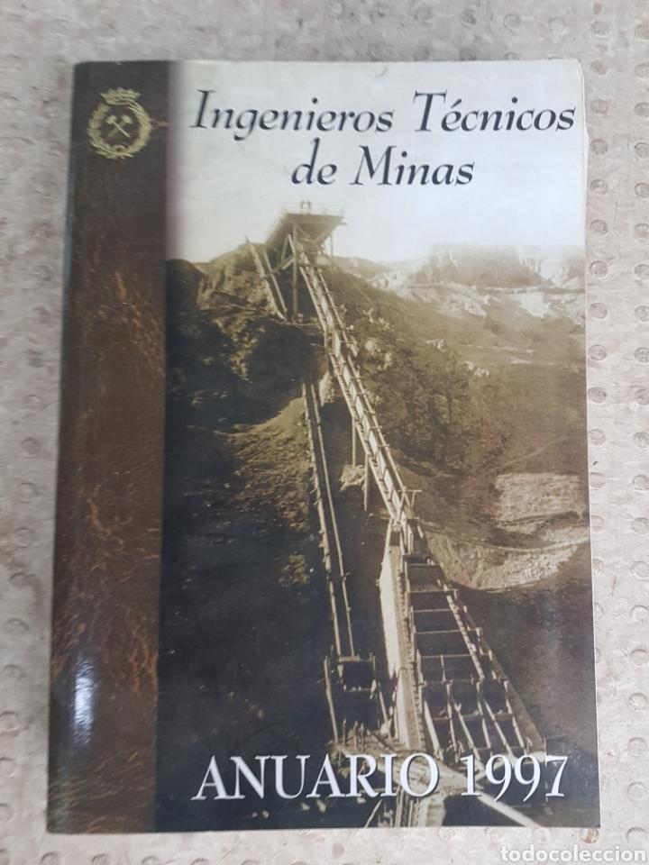 ANUARIO INGENIERIS TECNICOS MINAS 1997 (Libros Nuevos - Ciencias, Manuales y Oficios - Geología)