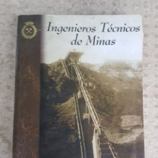 Libros: ANUARIO INGENIERIS TECNICOS MINAS 1997. Lote 207877056