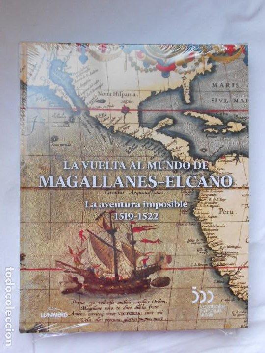 LA VUELTA AL MUNDO DE MAGALLANES-ELCANO: LA AVENTURA IMPOSIBLE 1519-1522 - MARIA DOLORES HIGUERAS (Libros Nuevos - Ciencias, Manuales y Oficios - Geología)