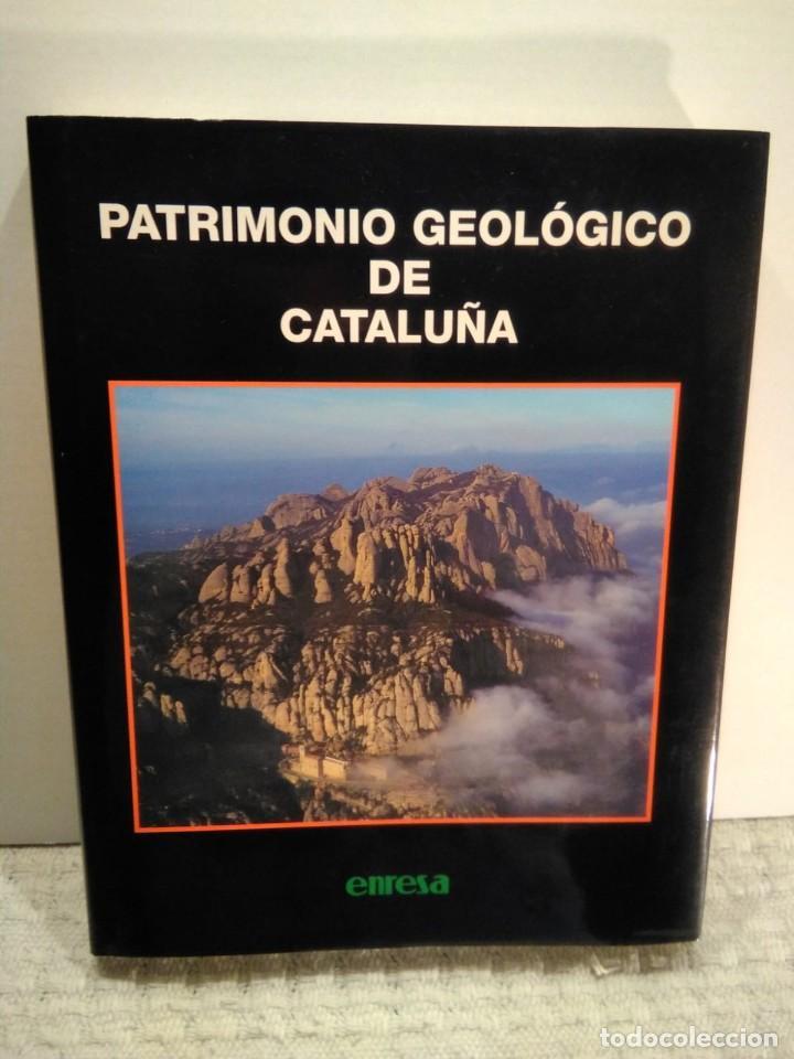PATRIMONIO GEOLÓGICO DE CATALUÑA (Libros Nuevos - Ciencias, Manuales y Oficios - Geología)