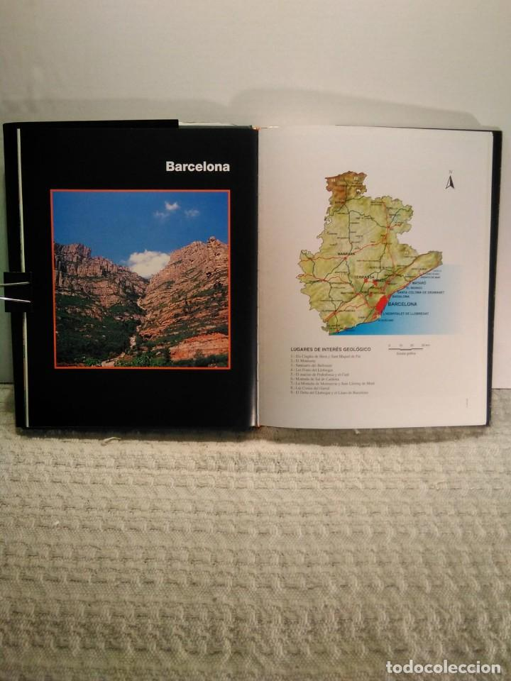 Libros: Patrimonio geológico de Cataluña - Foto 2 - 209803480