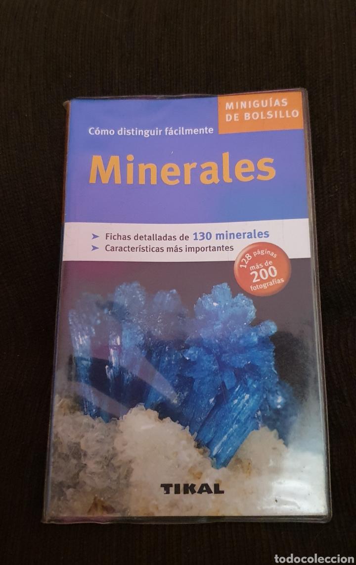 Libros: MINIGUIA DE BOLSILLO MINERALES TIKAL EN EXCELENTE ESTADO - Foto 2 - 211558731