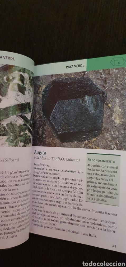 Libros: MINIGUIA DE BOLSILLO MINERALES TIKAL EN EXCELENTE ESTADO - Foto 4 - 211558731