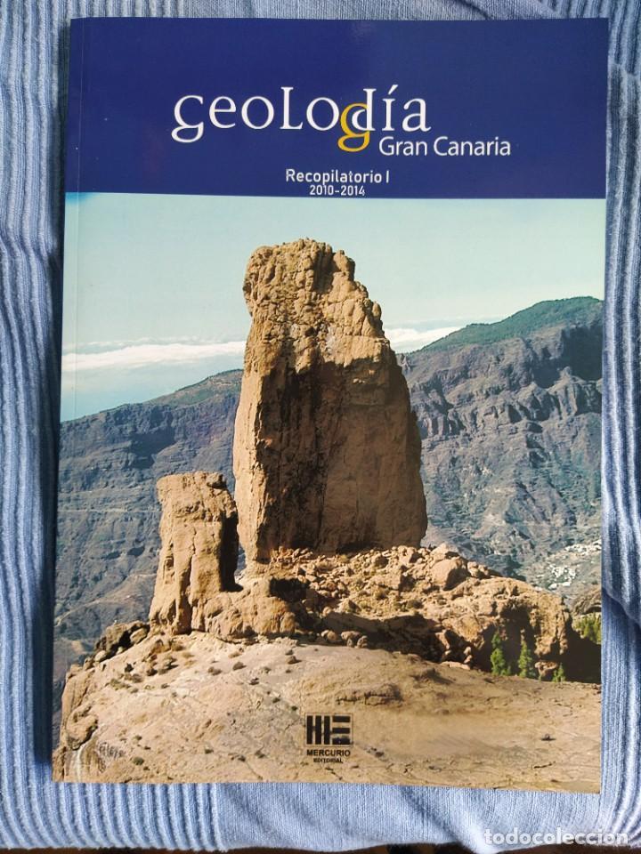 RECOPILACION DE LA REVISTA GEOLOGIA DE GRAN CANARIA 2010-2014 (Libros Nuevos - Ciencias, Manuales y Oficios - Geología)