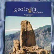 Libri: RECOPILACION DE LA REVISTA GEOLOGIA DE GRAN CANARIA 2010-2014. Lote 214920601