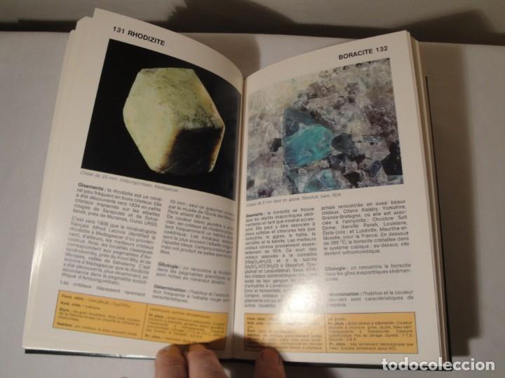 Libros: LES MINERAUX. Guide Vert. Autores: Éric Assilborn, Pierre-Jacques Chiaperro y Jacques Galvier. Nuevo - Foto 5 - 233201220