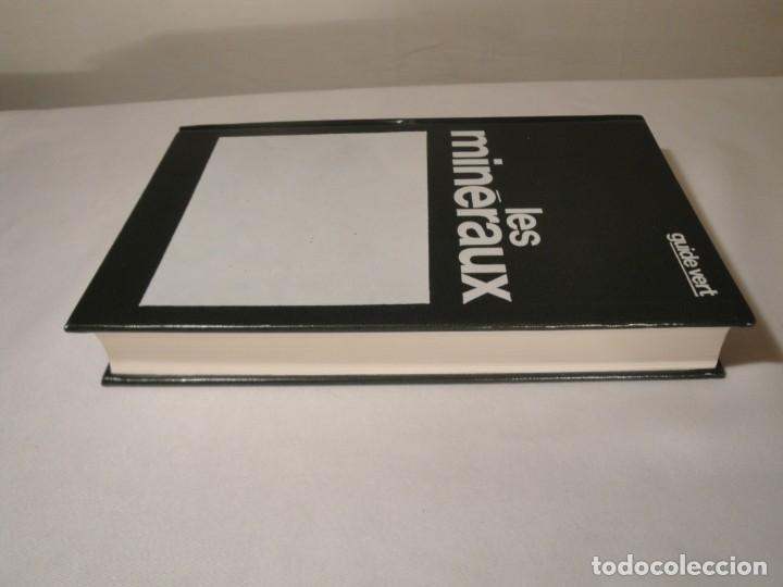 Libros: LES MINERAUX. Guide Vert. Autores: Éric Assilborn, Pierre-Jacques Chiaperro y Jacques Galvier. Nuevo - Foto 9 - 233201220