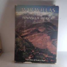 Libros: MARAVILLAS DE LA PENÍNSULA IBÉRICA BURN ESTADO. Lote 233689530