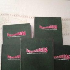 Libros: COLECCION DINOSAURIOS 1993 PLANETA DEAGOSTINI DEL 1 AL 52. FASCICULOS. Lote 260462680