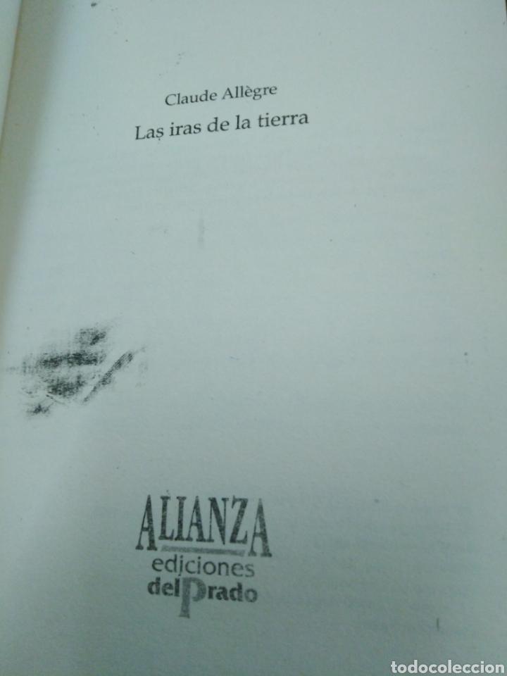 Libros: LAS IRAS DE LA TIERRA-CLAUDE ALLEGRE-ESITA ALIANZA DEL PRADO 1995 - Foto 4 - 239588960
