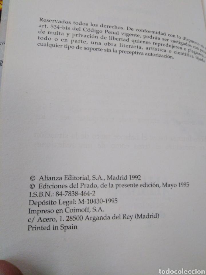 Libros: LAS IRAS DE LA TIERRA-CLAUDE ALLEGRE-ESITA ALIANZA DEL PRADO 1995 - Foto 5 - 239588960