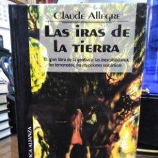 Libros: LAS IRAS DE LA TIERRA-CLAUDE ALLEGRE-ESITA ALIANZA DEL PRADO 1995. Lote 239588960