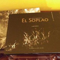 Libros: EL SOPLAO, UNA CAVIDAD ÚNICA. Lote 243176510