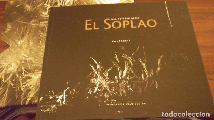 Libros: EL SOPLAO, UNA CAVIDAD ÚNICA - Foto 2 - 243176510