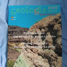 Libros: REVISTA GEOLODIA 20-21. Lote 262022435