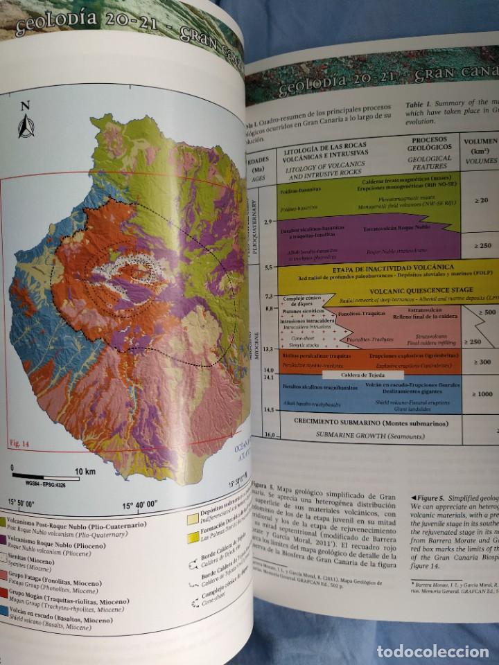 Libros: revista geolodia 20-21 - Foto 2 - 262022435