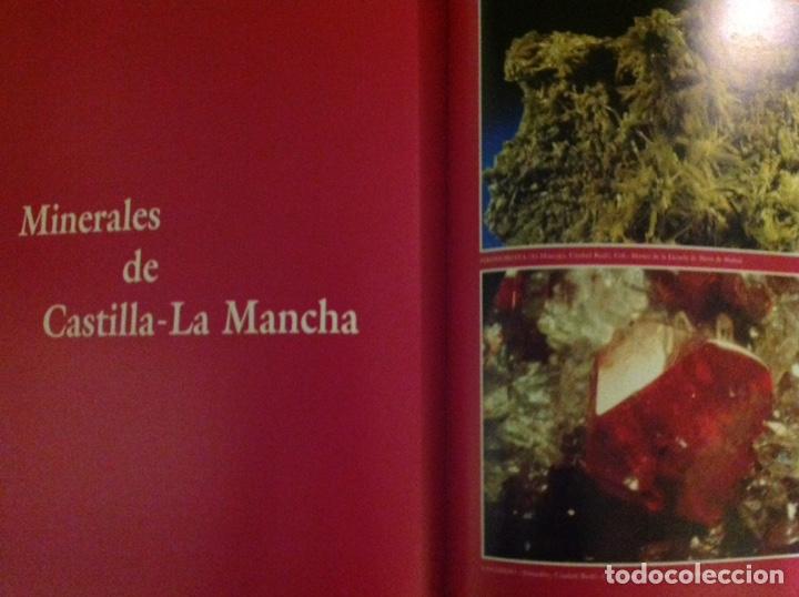 Libros: Patrimonio geológico de Castilla-La Mancha. Enresa. 2003. 31x25x5 cm. Nuevo, impecable. - Foto 3 - 251433110