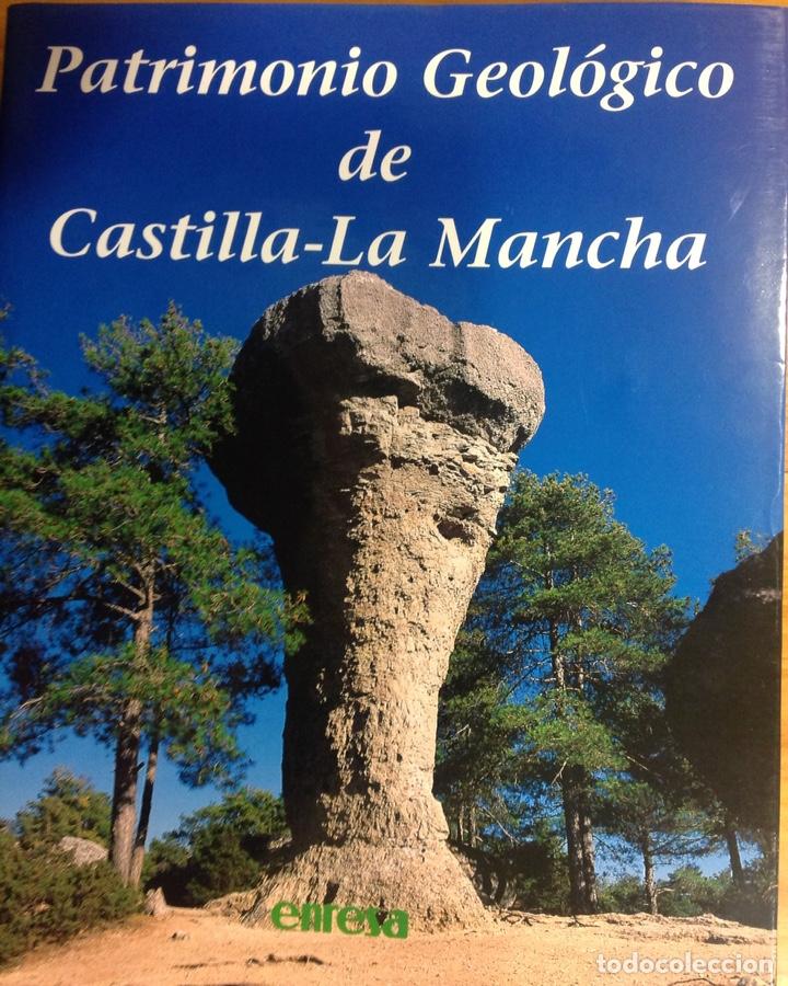 PATRIMONIO GEOLÓGICO DE CASTILLA-LA MANCHA. ENRESA. 2003. 31X25X5 CM. NUEVO, IMPECABLE. (Libros Nuevos - Ciencias, Manuales y Oficios - Geología)