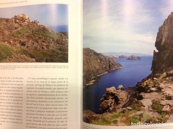 Libros: Patrimonio geológico de Cataluña. Enresa. 2000. 31x25x3 cm. Nuevo, impecable. - Foto 2 - 251435900