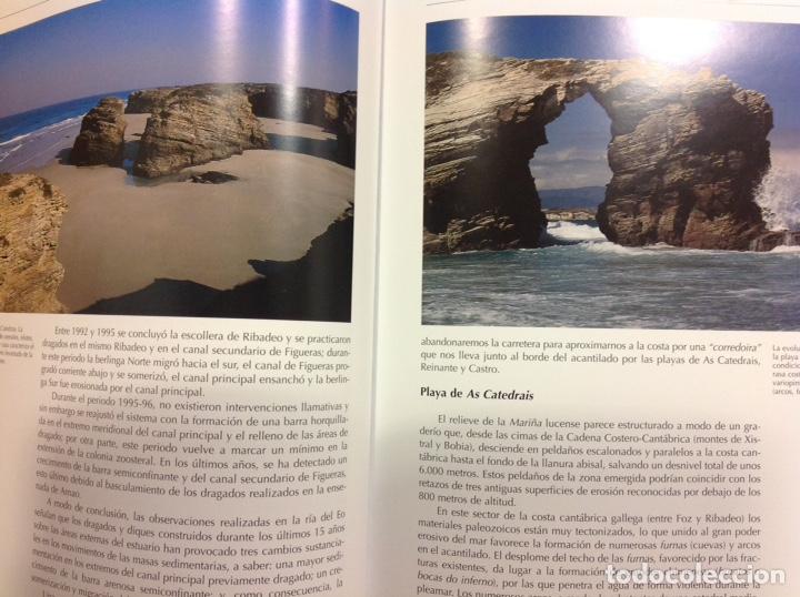Libros: Patrimonio geológico de Galicia. Enresa. 2004. 31x25x5 cm. Nuevo, impecable. - Foto 3 - 251437450