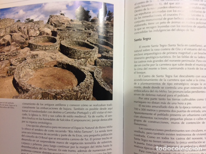 Libros: Patrimonio geológico de Galicia. Enresa. 2004. 31x25x5 cm. Nuevo, impecable. - Foto 4 - 251437450