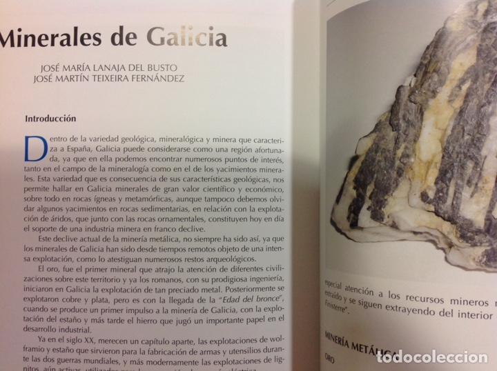 Libros: Patrimonio geológico de Galicia. Enresa. 2004. 31x25x5 cm. Nuevo, impecable. - Foto 5 - 251437450