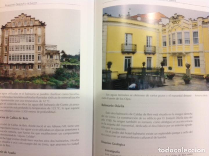Libros: Patrimonio geológico de Galicia. Enresa. 2004. 31x25x5 cm. Nuevo, impecable. - Foto 6 - 251437450