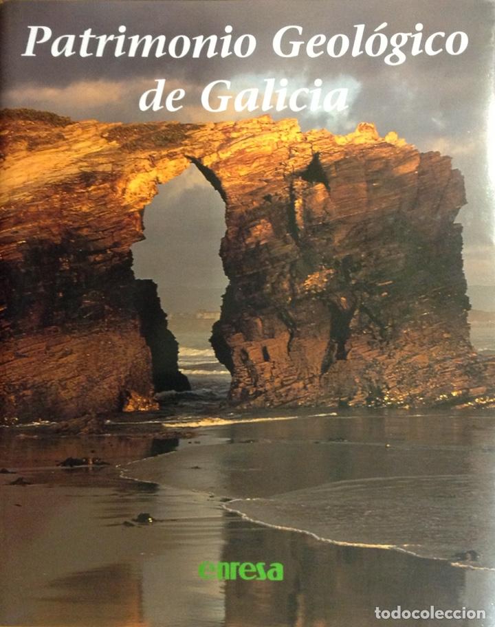 PATRIMONIO GEOLÓGICO DE GALICIA. ENRESA. 2004. 31X25X5 CM. NUEVO, IMPECABLE. (Libros Nuevos - Ciencias, Manuales y Oficios - Geología)