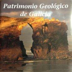 Libros: PATRIMONIO GEOLÓGICO DE GALICIA. ENRESA. 2004. 31X25X5 CM. NUEVO, IMPECABLE.. Lote 251437450