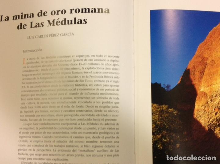 Libros: Patrimonio geológico de Castilla y León. Enresa. 2003. 31x25x5 cm. Nuevo, impecable. - Foto 2 - 251437685
