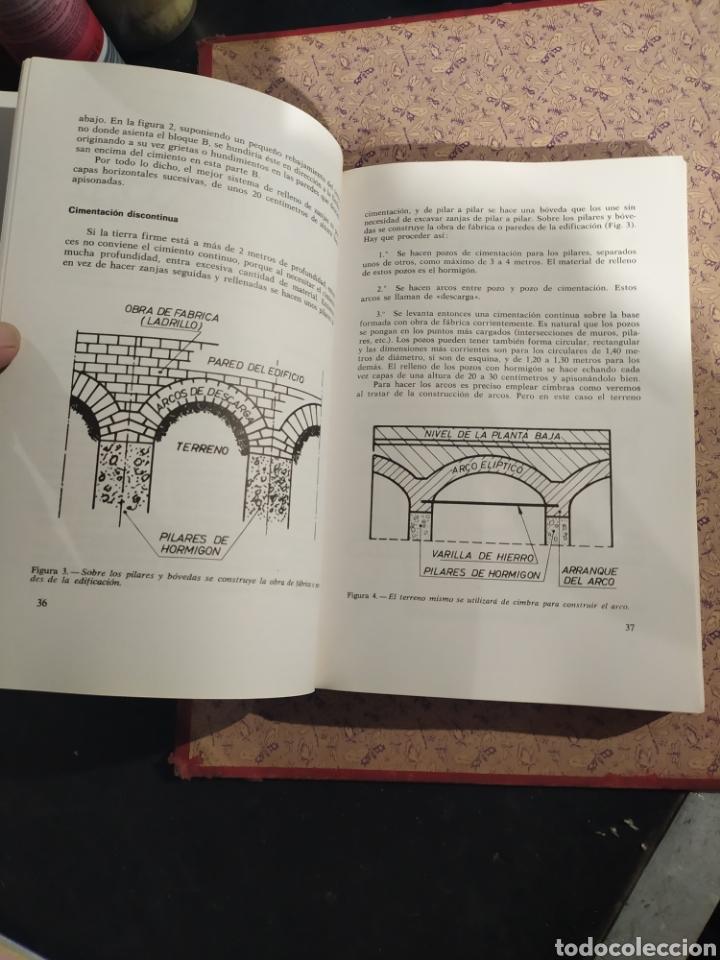Libros: TÉCNICA CONTRUCTIVA(ENCICLOPEDIA CEAC DEL ENCARGADO DE OBRAS - Foto 5 - 252062745