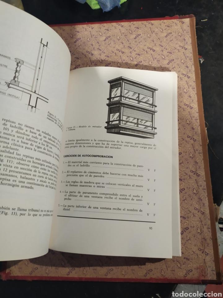 Libros: TÉCNICA CONTRUCTIVA(ENCICLOPEDIA CEAC DEL ENCARGADO DE OBRAS - Foto 6 - 252062745