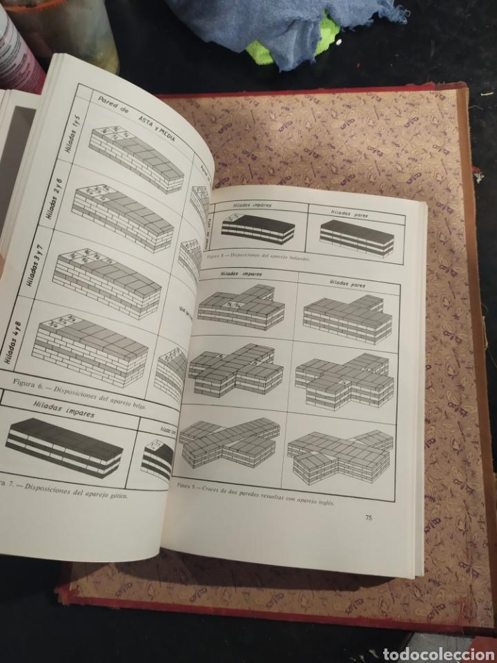 Libros: TÉCNICA CONTRUCTIVA(ENCICLOPEDIA CEAC DEL ENCARGADO DE OBRAS - Foto 7 - 252062745