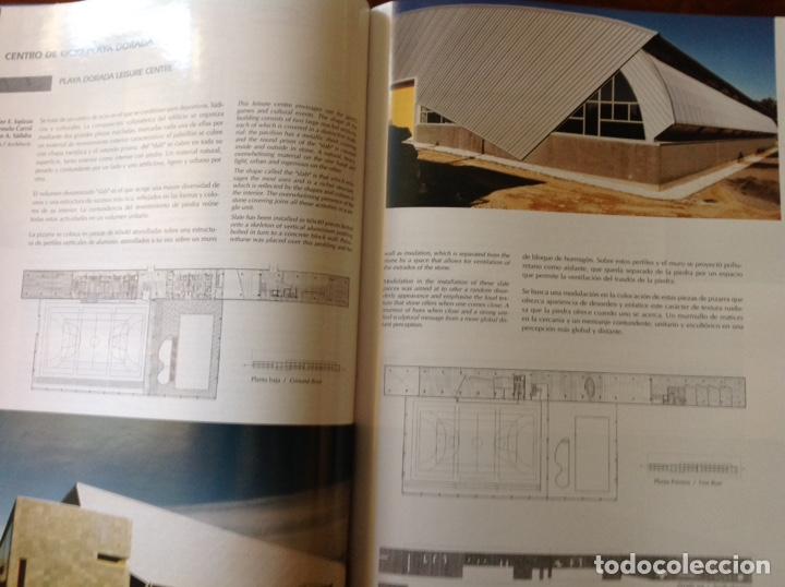 Libros: Directorio de la piedra natural para el arquitecto. ARQUINDEX 2003. MENHIR. 31x23x3 cm. Nuevo - Foto 3 - 252917900
