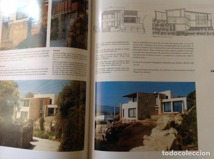Libros: Directorio de la piedra natural para el arquitecto. ARQUINDEX 2003. MENHIR. 31x23x3 cm. Nuevo - Foto 4 - 252917900