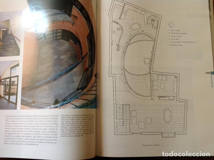 Libros: Directorio de la piedra natural para el arquitecto. ARQUINDEX 2003. MENHIR. 31x23x3 cm. Nuevo - Foto 5 - 252917900