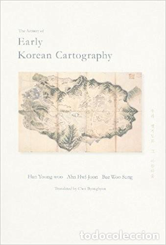 THE ARTISTRY OF EARLY KOREAN CARTOGRAPHY (Libros Nuevos - Ciencias, Manuales y Oficios - Geología)
