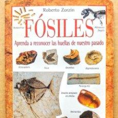 Libros: FOSILES.ROBERTO ZORZIN.SUASAETA. Lote 254429045