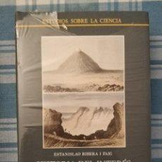 Libros: HISTORIA DEL INTERÉS ANGLOSAJÓN POR LA GEOLOGÍA DE ESPAÑA, POR E. RIBERA FAIG. Lote 272120668