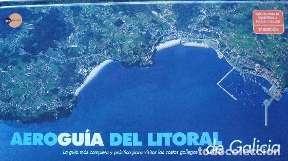 AEROGUÍA DEL LITORAL DE GALICIA (Libros Nuevos - Ciencias, Manuales y Oficios - Geología)