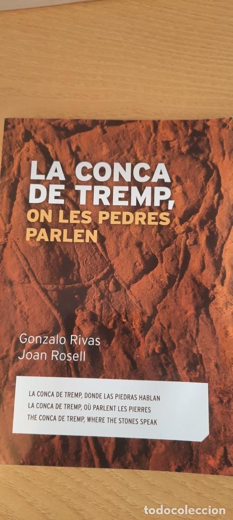 LA CONCA DE TREMP, ON LES PEDRES PARLEN (Libros Nuevos - Ciencias, Manuales y Oficios - Geología)