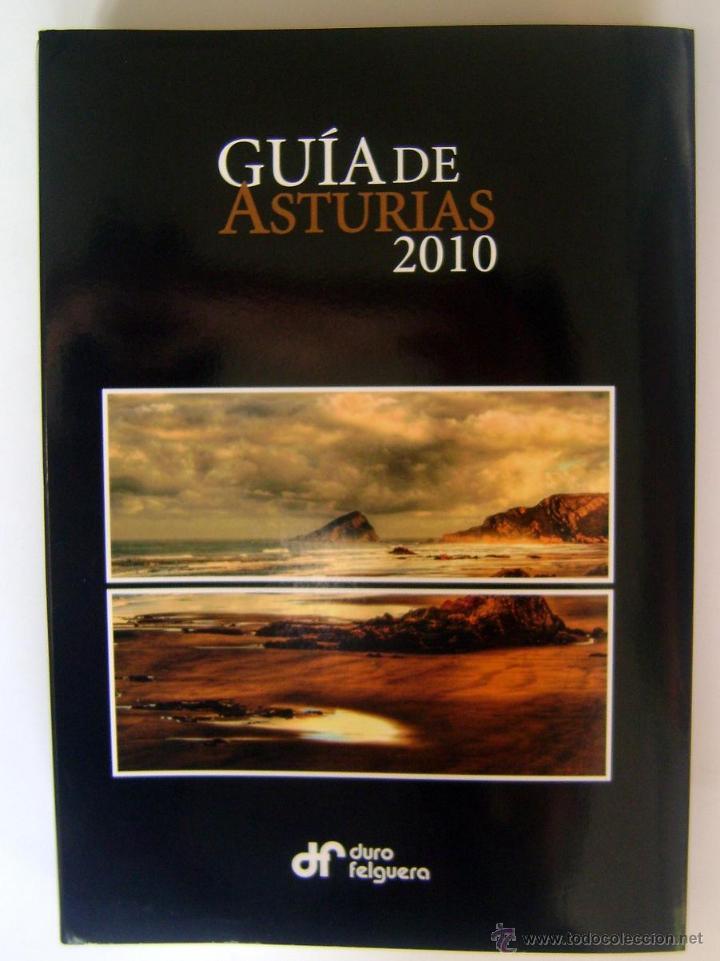 GUIA DE ASTURIAS 2010. EDICIÓN ESPECIAL PARA DURO FELGUERA (Libros Nuevos - Ocio - Guía de Viajes)