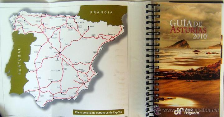 Libros: GUIA DE ASTURIAS 2010. EDICIÓN ESPECIAL PARA DURO FELGUERA - Foto 2 - 40307854
