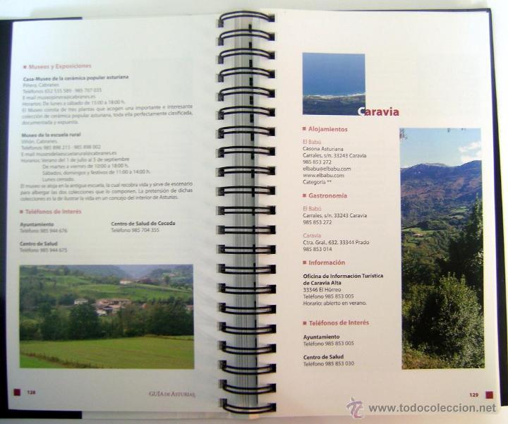 Libros: GUIA DE ASTURIAS 2010. EDICIÓN ESPECIAL PARA DURO FELGUERA - Foto 7 - 40307854