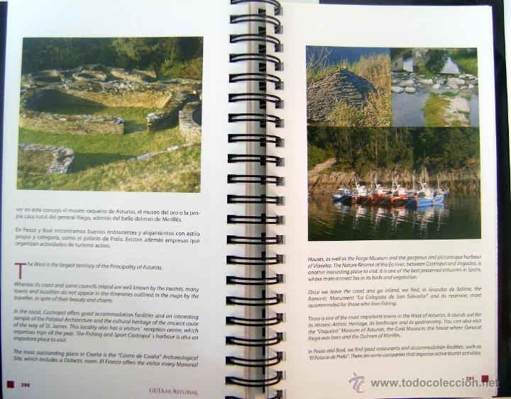 Libros: GUIA DE ASTURIAS 2010. EDICIÓN ESPECIAL PARA DURO FELGUERA - Foto 8 - 40307854